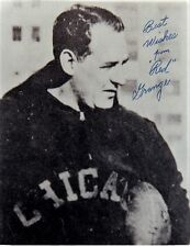 Red Grange Signed 8x10 Photo COA R2/17 -Choice of 9 different poses