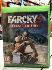 Far Cry 3 Classic Edition Ita XBox One NUOVO SIGILLATO
