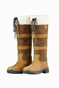 Dublin Eskimo II Leather Country Walking Boots Waterproof Reg & Wide SALE
