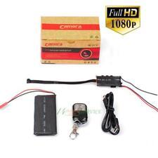 Mini 1080P espía DIY Módulo ocultado cámara P2P WiFi monitor remoto Nanny Cam