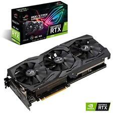 Asus 225743 Vcx Rog-strix-rtx2060-o6g-gam Geforce Rtx2060 6gb Gddr6 192b Hdmi Dp