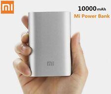 100% Original xiaomi power bank 10000mAh Mobile Backup powerbank