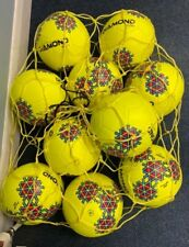 SIZE 4 SOFT TOUCH FOOTBALLS PACK OF 10 YELLOW