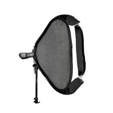 GODOX 60cm softbox soft box + flash Holder f Canon Nikon yongnuo flash speedlite