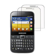 Transparent Screen Protector for Samsung Galaxy Y Pro B5510/B5512 Duos