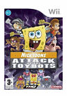 Nicktoons: Attack of the Toybots (Nintendo Wii, 2007) - European Version