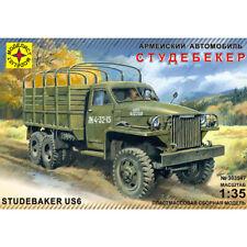 """MODELIST 303547 Model Kit """"Studebaker US6"""", 1/35"""