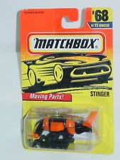 MATCHBOX  1997 #68 STINGER