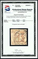 GERMAN STATES THURN & TAXIS SCOTT #12 USED 1862-63 PSE CERT - ESTATE CLOSEOUT