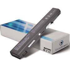 Batterie 4400mAh pour HP Compaq Elitebook 8530 8530p 8530w 8540p