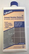 KF CEMENT RESIDUE REMOVER 1LTR
