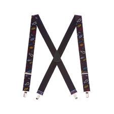 Christian Fish Suspenders