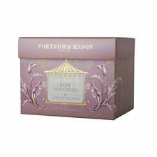 Fortnum & Mason British Tea,Rose Pouchong, 15 Silky Teabags Box