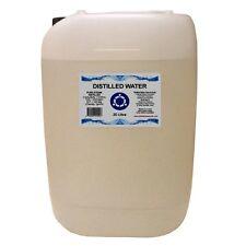 Distilled Water - 20 Litre (20L) - Pure Steam Distilled - 0ppm