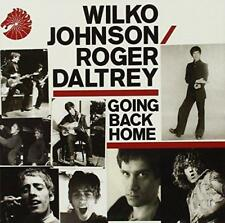 Wilko Johnson And Roger Daltrey - Going Back Home (NEW CD)