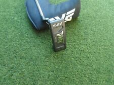 """SWEET  NEW RIGHT HANDED  PXG 0211 HELLCAT  BLACK PUTTER  a 34""""  GOLF CLUB"""