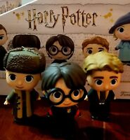 FUNKO Mystery Minis HARRY POTTER Set of 3 Vinyl Figures Series 3 Wizards Magic