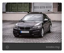 Bonnet-Stripes f. BMW 1er F20 F21 Performance Streifen Stripes Motorhaube Tuning
