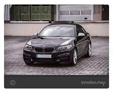 - BONNET STRIPES F. BMW 1er f20 f21 performance STRISCE STRIPES COFANO TUNING