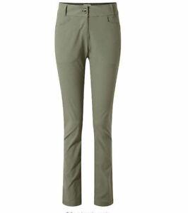 NEW SALE!! Craghoppers NosiLife Clara Women's Trousers UK 8 EU 34 regural