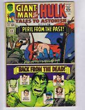 Tales to Astonish 68 (Nice!) New Human Top costume; Hulk; Kirby; 1965 (c#17878)