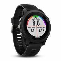Garmin Forerunner 935 Black Running Triathlon Watch With GPS 010-01746-00