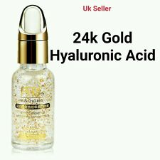 24k Gold Hyaluronic Acid The Best Anti Ageing Wrinkle and Face Clarifying Serum.