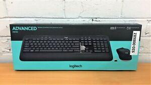 Logitech MK540 Advanced Wireless Keyboard And Mouse - 920-008682