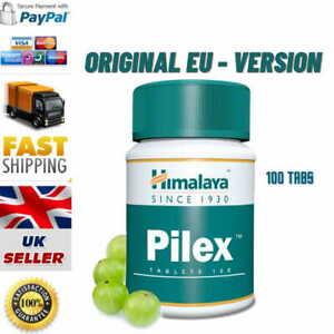 HIMALAYA HERBALS Pilex   All Natural Piles haemorrhoids, Fissure Support 100 Tab