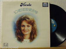 ★★ LP - NICOLE - So viele Lieder sind in mir - Club-Edition DMM  46 739 9
