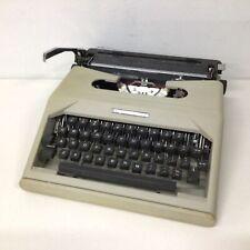 Vintage Craftmatic Mark 1 Portable Typewriter SOLD AS PARTS #710