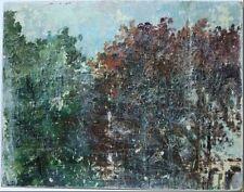Peintures du XXe siècle et contemporaines sur panneau paysage pour Expressionnisme