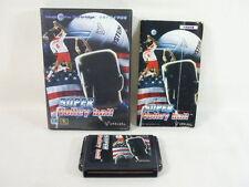 SUPER VOLLEYBALL Volley Ball Item Ref/bbc Mega Drive SEGA Japan Video Game md