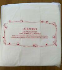Shiseido Facial Cotton - 165 Sheets - Cotton Pads - New package - 100% Cotton
