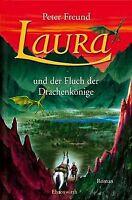 Laura Teil 4: Laura und der Fluch der Drachenkönige von ... | Buch | Zustand gut