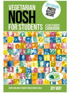 Vegetarian for Students by Joy May (NOSH)
