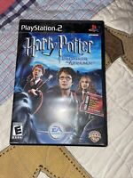 Harry Potter and the Prisoner Azkaban Sony PlayStation 2 Game With Case No Book