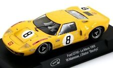 Slot.it CA18B - Ford GT40 Le Mans 1968 $8 - suits Scalextric slot car track