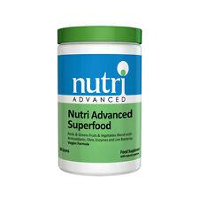 NUTRI Advanced Super - 302.7g in Polvere-Naturale Gusto Fragola & Kiwi