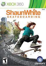 Shaun White Skateboarding Xbox 360 Game Complete