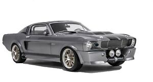 Greenlight 12102 Bespoke Gone in Sixty Seconds 1967 Ford Mustang Eleanor 1:12