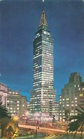 Postcard Tallest Building in Mexico