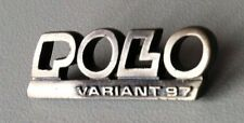 VW Volkswagen POLO VARIANT '97 Pin 30x10mm [10527]]