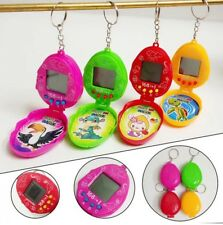 Tamagotchi Egg Virtual Pet Game Keychain Toy Random Color 168 Pets US Seller