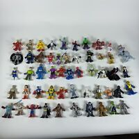 Imaginext and hasbro and other mini-figures huge lot AS IS figures superheroes