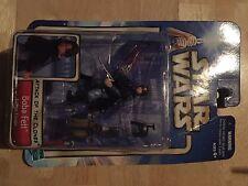 Hasbro Star Wars Attack Of The Clones BOBA FETT Kamino Escape 84863 ~NEW~