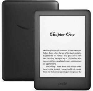 """New Amazon Kindle eReader 6"""" (10th Gen) 4GB, Wi-Fi with Built-in Front Light !!"""