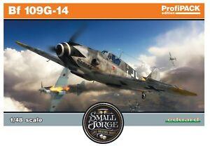 Eduard 82118, Messerschmidt Bf109G-14, Profipack. Scale 1:48 NEW