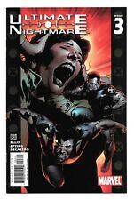 Ultimate Marvel Nightmare #3 (2004) near mint condition comic / ga9