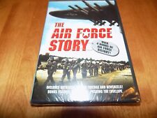 THE AIR FORCE STORY BEGINNING thru WWII WAR YEARS 7 Shorts + Test Pilot DVD NEW